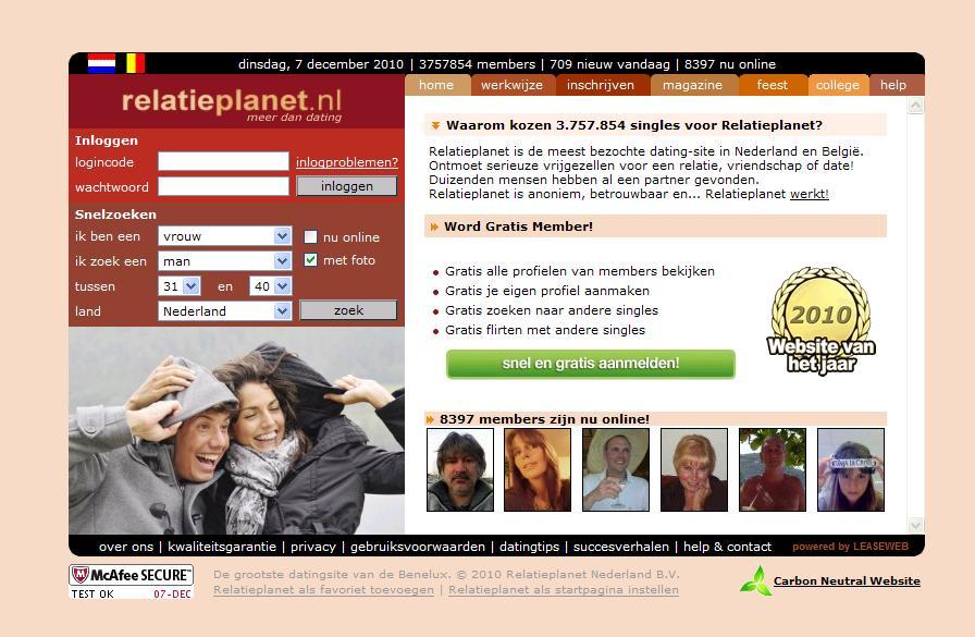 beste gratis dating sites 2011
